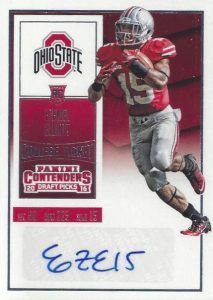 Top Ezekiel Elliott Rookie Cards 5