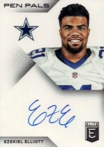 Top Ezekiel Elliott Rookie Cards 6