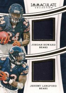 2016 Panini Immaculate Football Cards 32