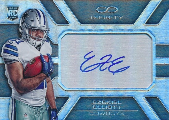 Top Ezekiel Elliott Rookie Cards 17