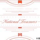 2016 Panini National Treasures Collegiate Baseball Cards