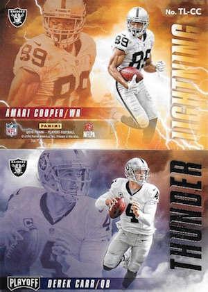 2016 Panini Playoff Football Cards 31