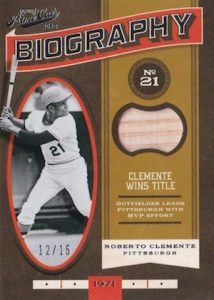 2016-panini-prime-cuts-baseball-biography-clemente
