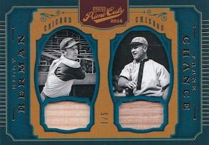 2016 Panini Prime Cuts Baseball Cards 26