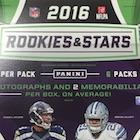 2016 Panini Rookies and Stars Football Cards