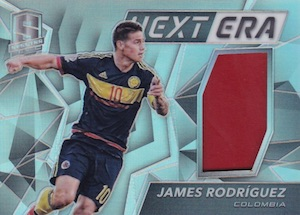 2016 Panini Spectra Soccer Cards 31