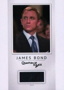 2016 Rittenhouse James Bond Archives Spectre Edition