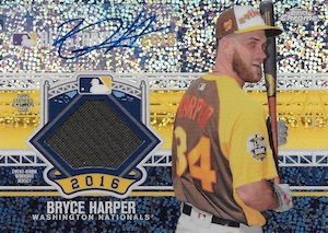 2016 Topps Chrome Update Series Baseball Cards 23