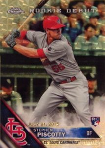 2016 Topps Chrome Update Series Baseball Cards 21