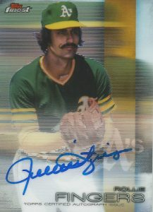 Top 10 Rollie Fingers Baseball Cards 4