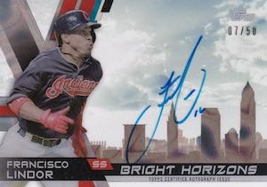 2016 Topps High Tek Baseball Cards 25