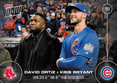2016-17 Topps Now Off-Season Baseball Cards 20