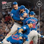 2016 Topps Now Chicago Cubs World Series Champions Team Set