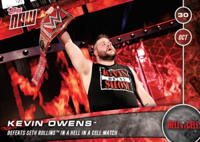 2016 Topps Now WWE Trading Cards 27