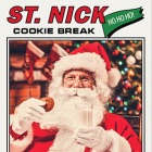 2016 Topps Santa Claus Holiday Set Trading Cards