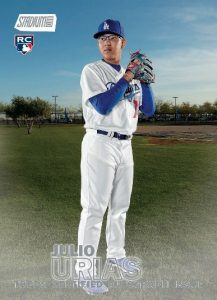 2016 Topps Stadium Club Baseball Cards 26