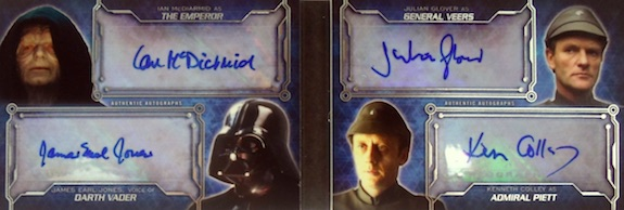 2016 Topps Star Wars Masterwork Trading Cards 28