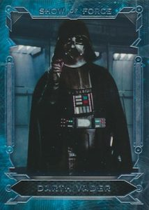 2016 Topps Star Wars Masterwork Trading Cards 36