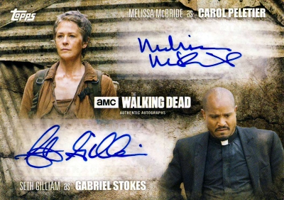 2016 Topps Walking Dead Season 5 Trading Cards 27