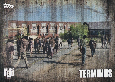 2016 Topps Walking Dead Season 5 Trading Cards 29