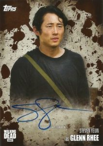 2016 Topps Walking Dead Season 5 Trading Cards 26