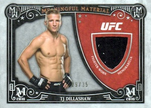2016 Topps UFC Museum Collection Trading Cards 23