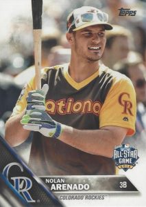 2016 Topps Update Series Baseball Variations Checklist and Gallery 97