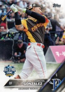 2016 Topps Update Series Baseball Variations Checklist and Gallery 68