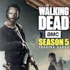 2016 Topps Walking Dead Season 5 Trading Cards