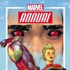 2016 Upper Deck Marvel Annual Trading Cards