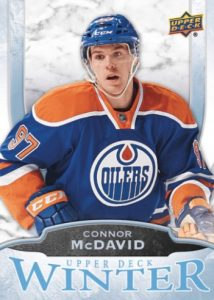 2016 Upper Deck Winter Trading Cards 30