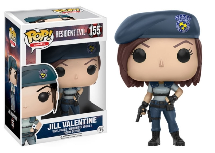 Ultimate Funko Pop Resident Evil Figures Gallery and Checklist 1