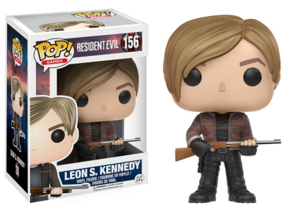 Ultimate Funko Pop Resident Evil Figures Gallery and Checklist 2