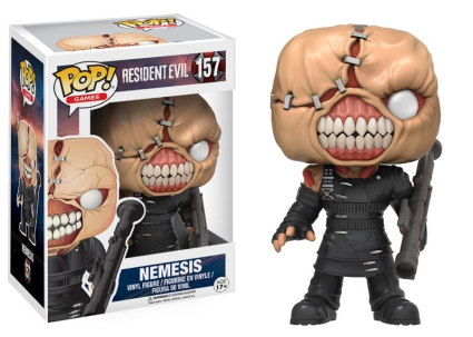 Ultimate Funko Pop Resident Evil Figures Gallery and Checklist 3