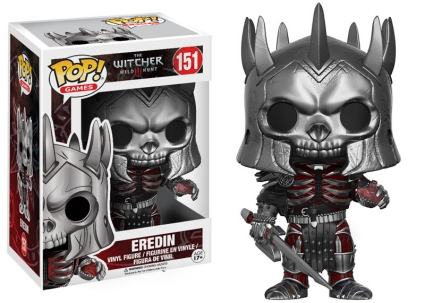 Funko Pop The Witcher Vinyl Figures 6