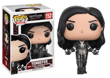 Funko Pop The Witcher Vinyl Figures 7