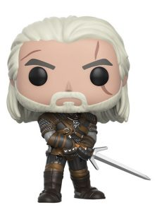 Funko Pop The Witcher Vinyl Figures 1