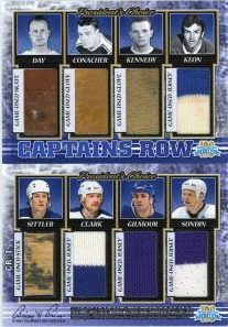 2017 President's Choice Blue and White Centennial Hockey