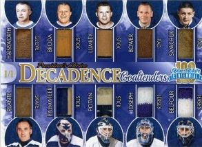 2017 President's Choice Blue and White Centennial Hockey Cards - Checklist Added 24