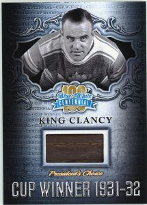 2017 President's Choice Blue and White Centennial Hockey Cards - Checklist Added 23