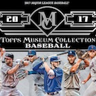 2017 Topps Museum Collection Baseball Cards