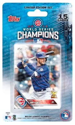 2016 Chicago Cubs World Series Champions Memorabilia Guide 11