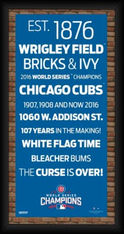 2016 Chicago Cubs World Series Champions Memorabilia Guide 9