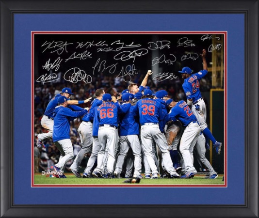 2016 Chicago Cubs World Series Champions Memorabilia Guide 5