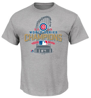 2016 Chicago Cubs World Series Champions Memorabilia Guide 1