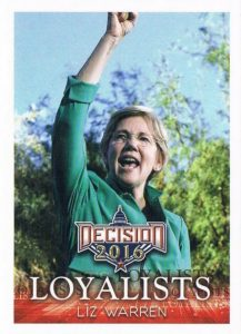 Decision 2016 Series 2 Political Trading Cards - Checklist Added 23