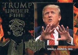 Donald Trump Card Collecting Guide and Checklist 12