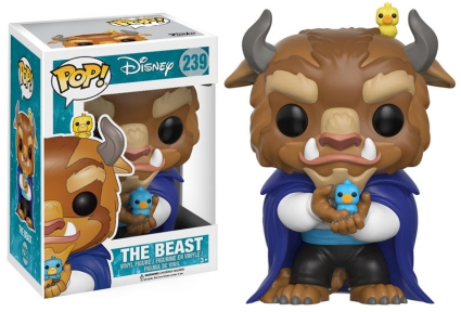 Funko Pop Beauty and the Beast Vinyl Figures Checklist and Gallery 32