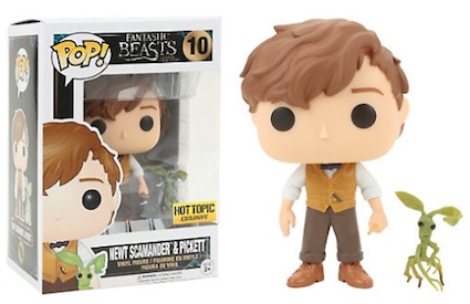 Ultimate Funko Pop Fantastic Beasts Figures Gallery and Checklist 11