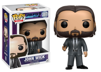 2017 Funko Pop John Wick Chapter 2 Vinyl Figures 21